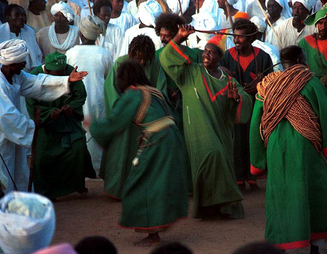 حصري: الرقص طقوس عبادة جنسية